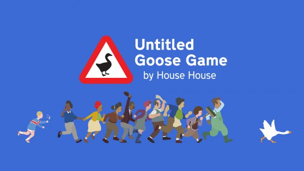 Untitled Goose Game: : One of the best indie games