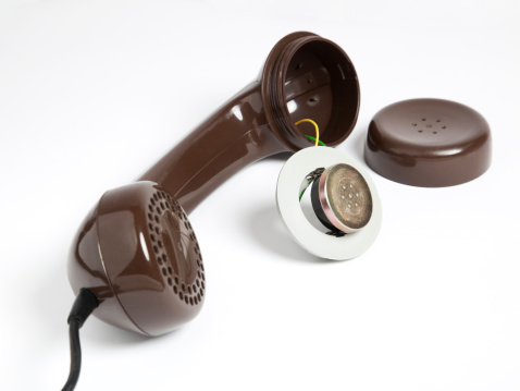 Old Phone Wiretapped