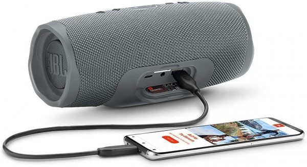 JBL Charge 4 Battery Life