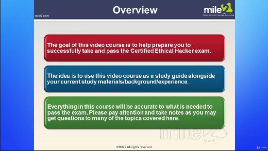 cybersecurity training CEH
