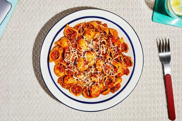 Cauliflower Bolognese
