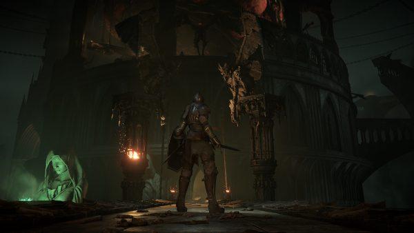 Demon's Souls Tower of Latria