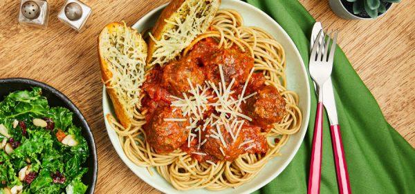 Green Chef Spaghetti