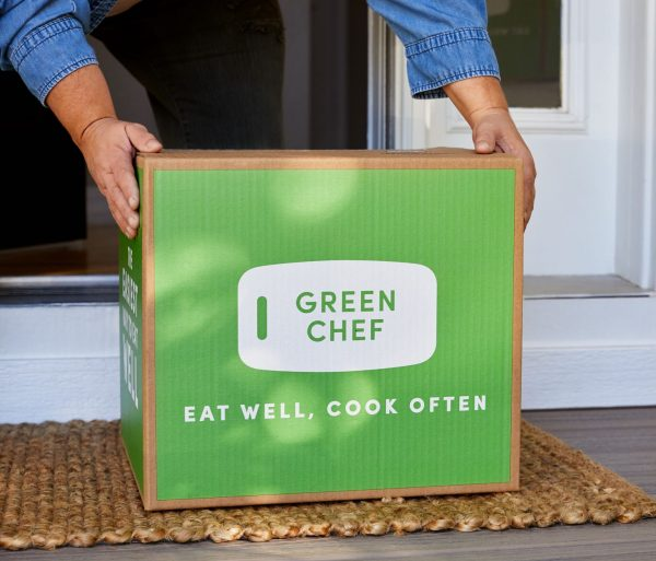Green Chef Delivery