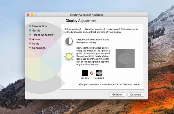 How To Calibrate Monitor (macOS)