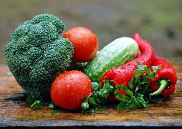 Ingredients Freshly