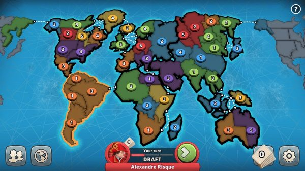 RISK: Global Adaptation