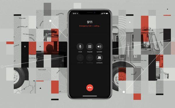 Phone Black Background