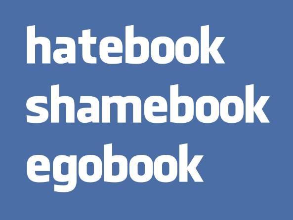 Anti Facebook Sentiment
