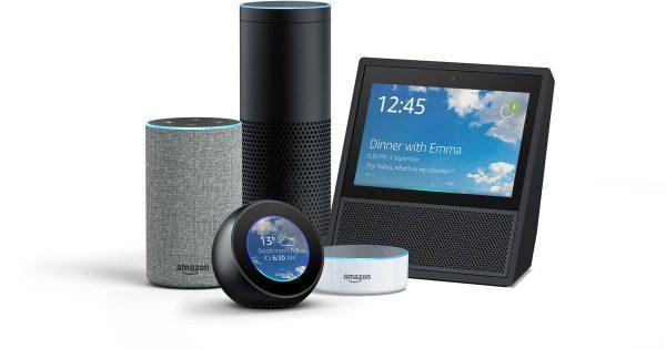 Echo Spot Smart Hub