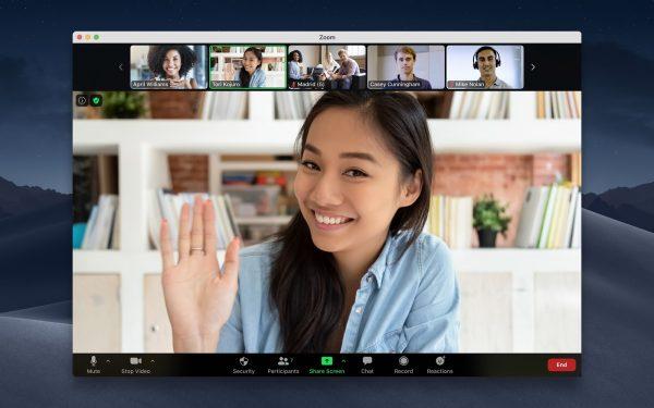 zoom vs skype Screen Sharing Functions