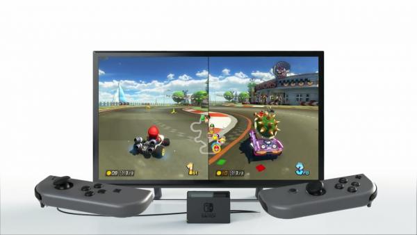 TV Mode Nintendo Switch