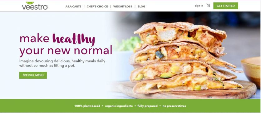 Veestro Review: Is It the Best Meal Delivery for Vegans?