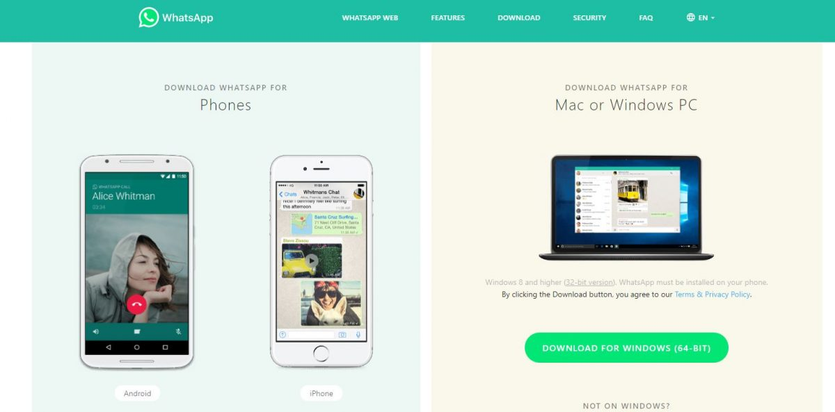 WhatsApp Web vs Mobile Similarities And Differences