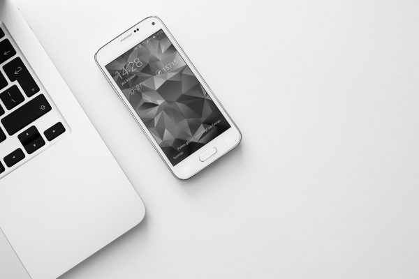 Turn your phone black and white to lessen screen time