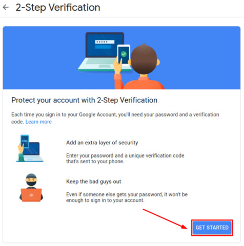 2 steps verification on how to transfer google authenticator to new iphone