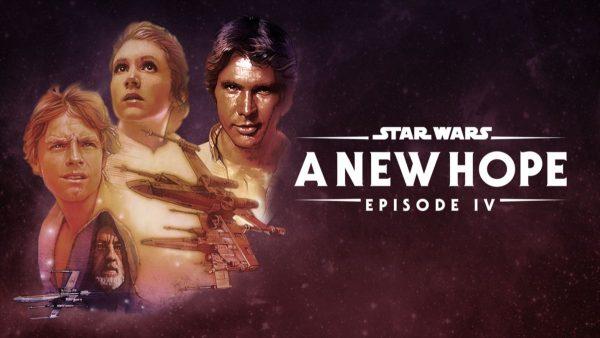 Star Wars- Episode IV - A New Hope