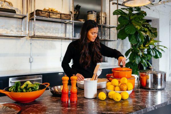 Smart Kitchen Appliances Use