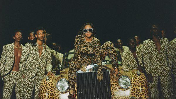 Black Is King Beyoncé credit: Travis Matthews/Disney+