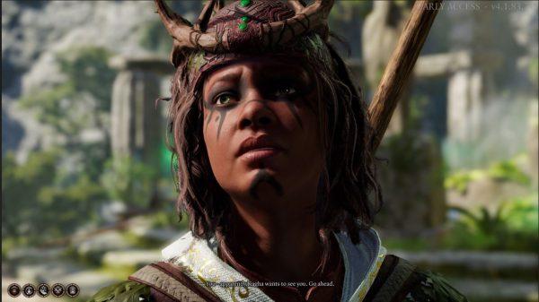 Baldur Character
