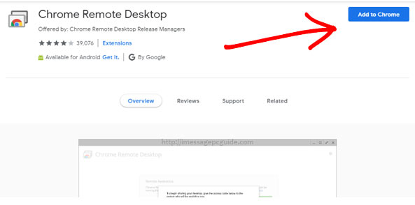 Chrome Remote Desktop Download