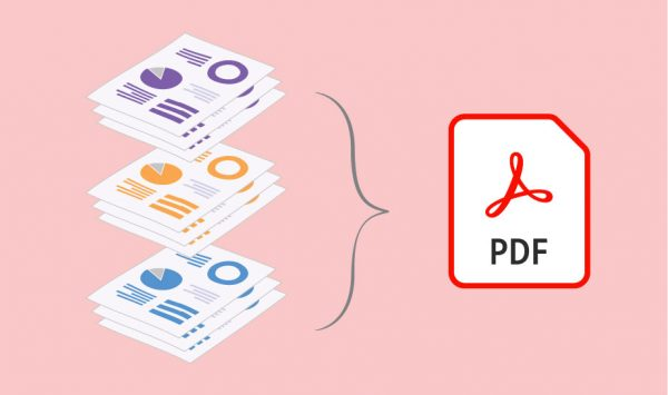 Combine or split existing PDF documents