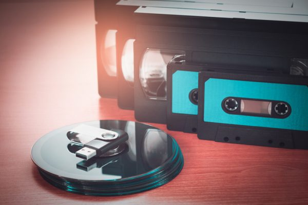 Converting VHS To Digital