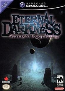 Eternal Darkness Sanity's Requiem Horror Game