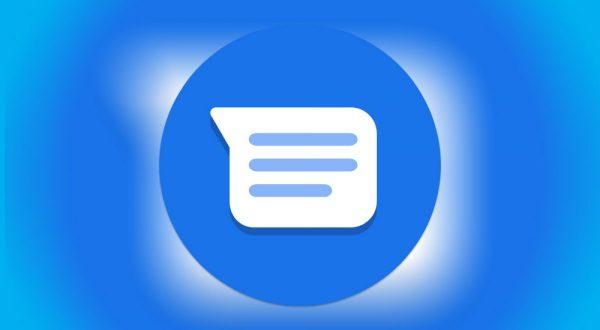 Google messages for web logo