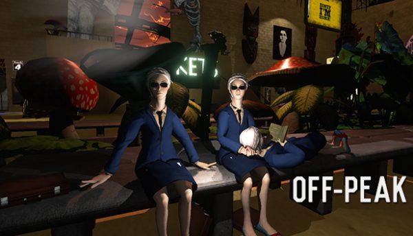 Off Peak: Horror Game