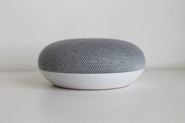 Google Mini Grey