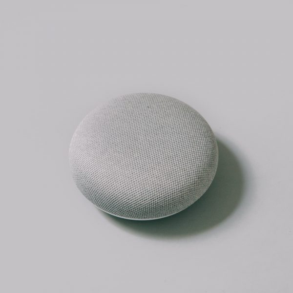 Google Home Mini Grey Color