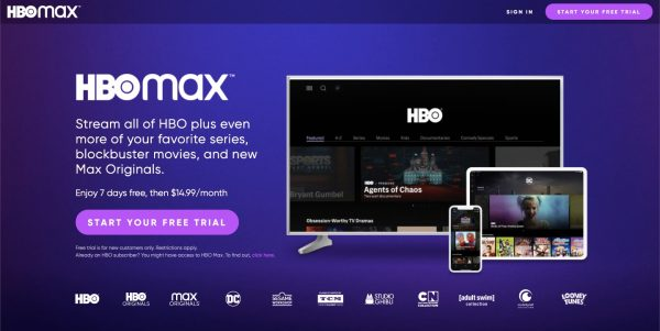 HBO Max upgrade