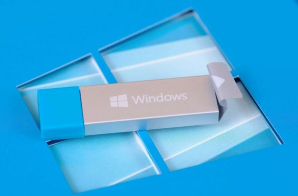 Windows 10 From A USB Drive
