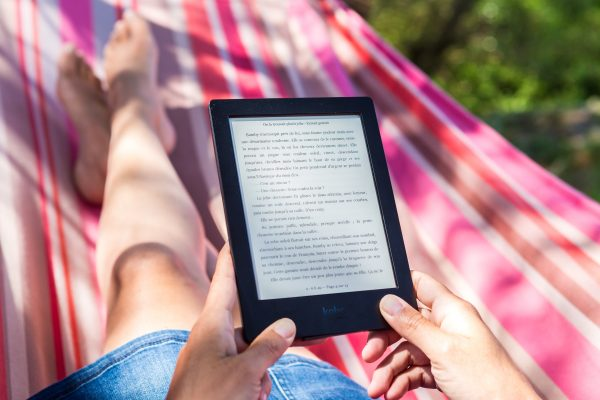 Read glare-free from your Kindle