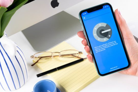 How to Transfer Google Authenticator to a New iPhone Easily