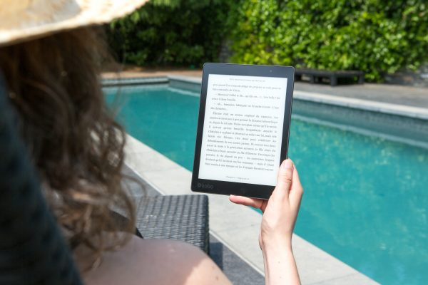 Kindle Paperwhite is water resistant