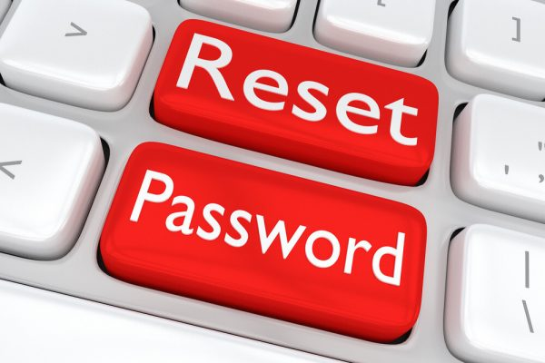 reset Mac password