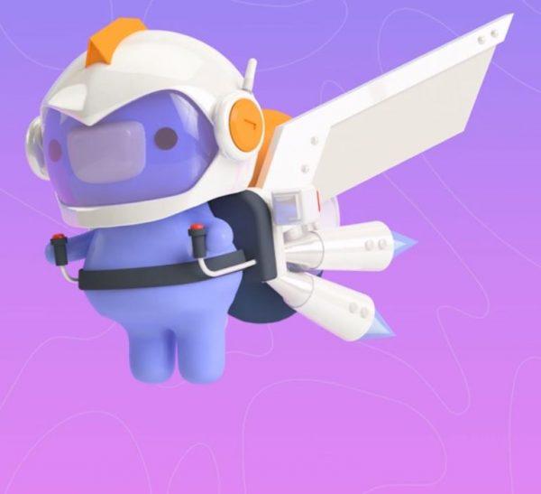 Nitro Mascot