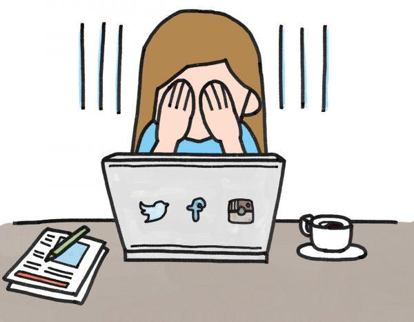 Anxious Twitter User