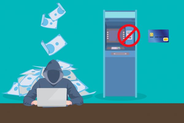 Hacked Bank Account on the dark web