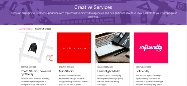 indiegogo review: Experts Directory