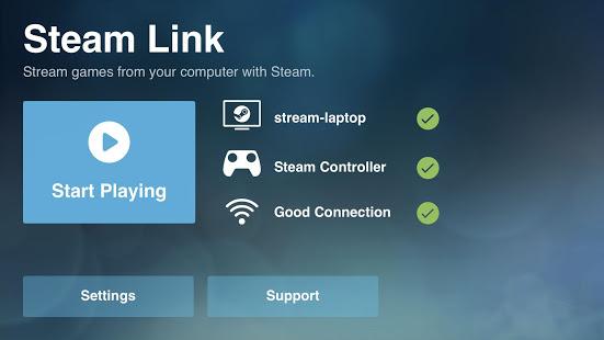 Steam Link Anywhere