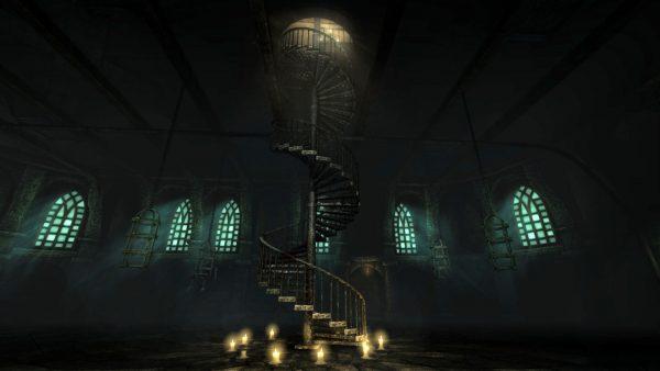 Amnesia The Dark Descent game