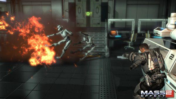 Mass Effect 2 game