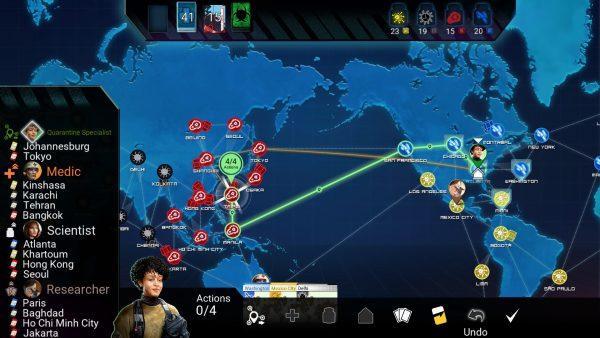 Pandemic online board games