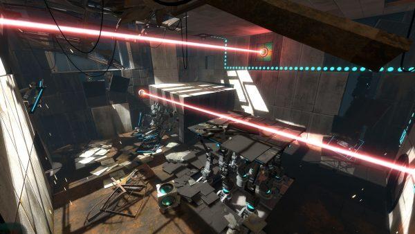Portal 2 game on Steam