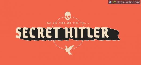 Secret Hitler online game