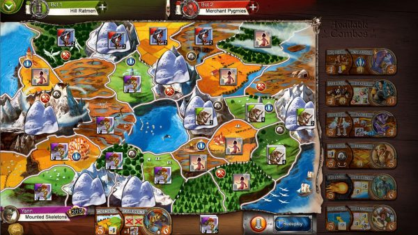 Small World online board games