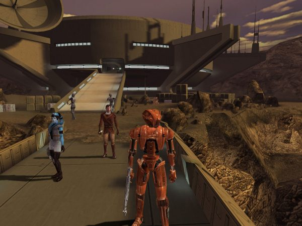 Star Wars Knights of the Old Republic on Steam